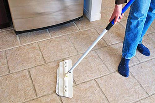 Soft Natural Stone Floor Clean